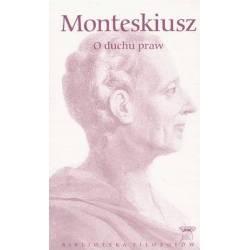O DUCHU PRAW - MONTESKIUSZ
