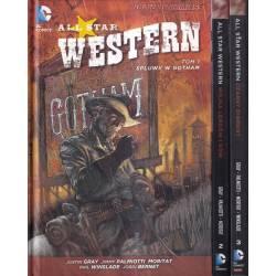 ALL STAR WESTERN - 3 TOMY -...