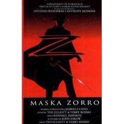 MASKA ZORRO - JAMES LUCENO