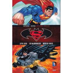 SUPERMAN BATMAN WROGOWIE...