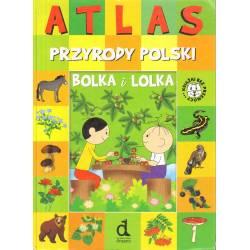 ATLAS PRZYRODY POLSKI BOLKA...