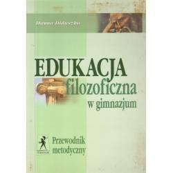EDUKACJA FILOZOFICZNA W...