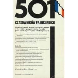 501 CZASOWNIKÓW FRANCUSKICH...
