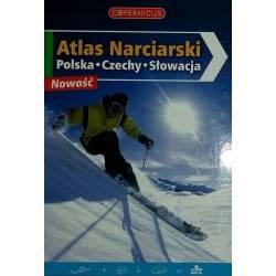 ATLAS NARCIARSKI POLSKA...