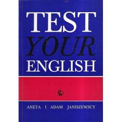 TEST YOUR ENGLISH - ANETA I...