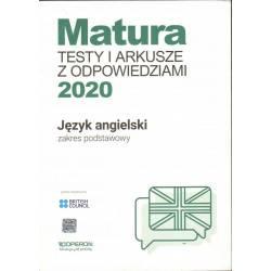 MATURA 2020 JĘZYK ANGIELSKI...
