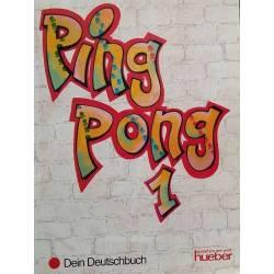 PINGPONG 1 DEIN DEUTSCHBUCH