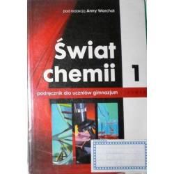 ŚWIAT CHEMII 1 PODRĘCZNIK...