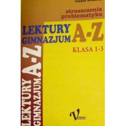 NOWACKA LEKTURY A - Z...