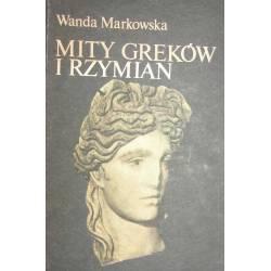 MARKOWSKA MITY GREKÓW I...