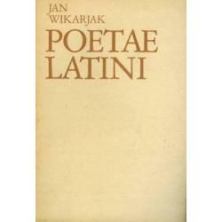 POETAE LATINI - JAN WIKARJAK