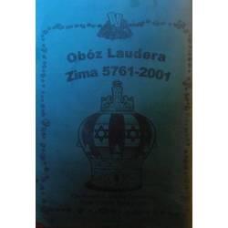 OBÓZ LAUDERA ZIMA 5761-2001
