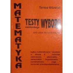 WDOWIAK TESTY WYBORU...