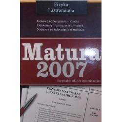 FIZYKA I ASTRONOMIA MATURA...