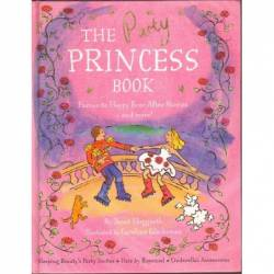 THE PARTY PRINCESS BOOK -...