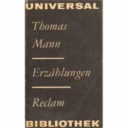 ERZAHLUNGEN - THOMAS MANN