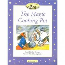 THE MAGIC COOKING POT - SUE...