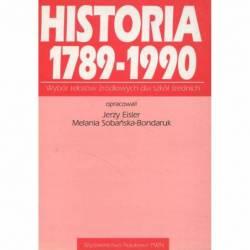 HISTORIA 1989-1990 - JERZY...
