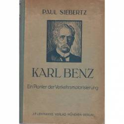 KARL BENZ EIN PIONIER DER...