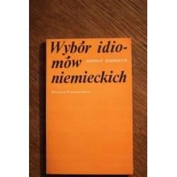 DONATH ADOLF - WYBÓR...