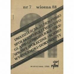 NR 7 WIOSNA 88 -...