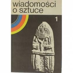 WIADOMOŚCI O SZTUCE 1 -...