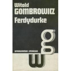 FERDYDURKE 1987 - WITOLD...
