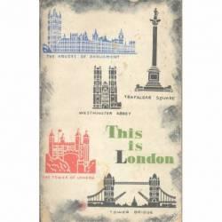 THIS IS LONDON - N. N. MARCOVA