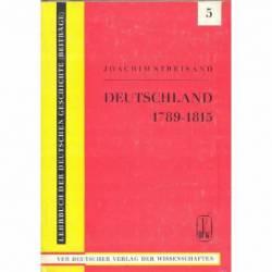 DEUTSCHLAND 1789-1815 -...