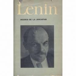 LENIN ACERCA DE LA JUVENTUD
