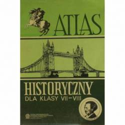 ATLAS HISTORYCZNY DLA KLASY...