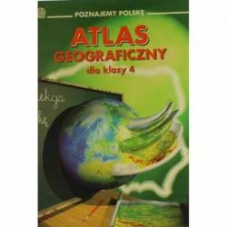 ATLAS GEOGRAFICZNY KLASA 4...