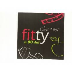 PLANNER FITTY W 90 DNI