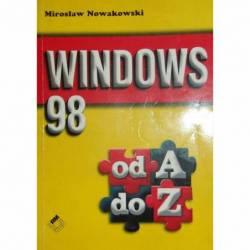 NOWAKOWSKI WINDOWS 98 OD A...