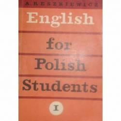 RESZKIEWICZ ENGLISH FOR...
