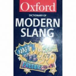 DICTIONARY OF MODERN SLANG...