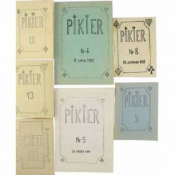 PIKIER - SAMIZDAT - 1981 -...