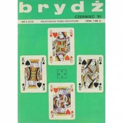 BRYDŻ - 6'1991