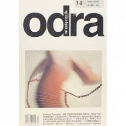 ODRA NR 7-8 / 2004