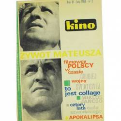 MIESIĘCZNIK KINO LUTY 1968...