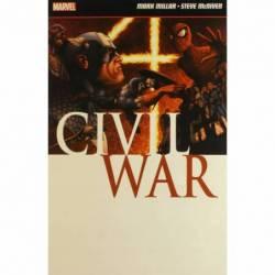 CIVIL WAR - MARK MILLAR,...