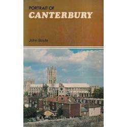 PORTRAIT OF CANTERBURY -...