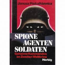 SPIONE AGENTEN SOLDATEN -...
