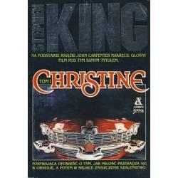 CHRISTINE TOM I - STEPHEN KING
