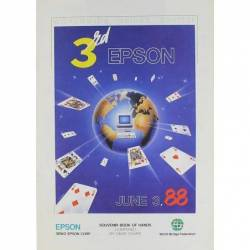 EPSON CHAMPIONSHIP JUNE 3...