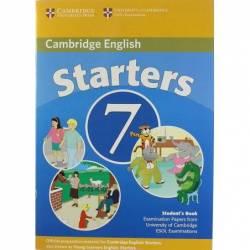CAMBRIDGE ENGLISH STARTERS...
