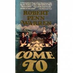 A PLACE TO COME TO - ROBERT...
