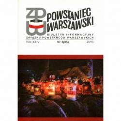 POWSTANIEC WARSZAWSKI NR 3...