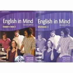 ENGLISH IN MIND 3 WORBOOK +...