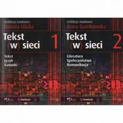 TEKST W SIECI - 2 TOMY -...